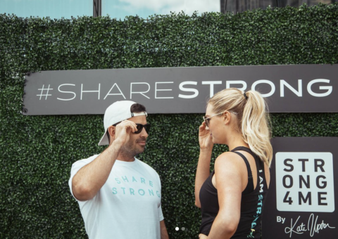 Kate Upton's #ShareStrong Campaign Empowering Women