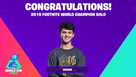 Kyle Giersdorf Becomes Fornite's First Ever Solo World Champion