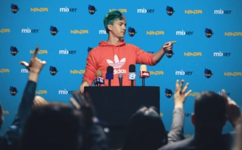 eSports Star Ninja Leaves Twitch for Mixer