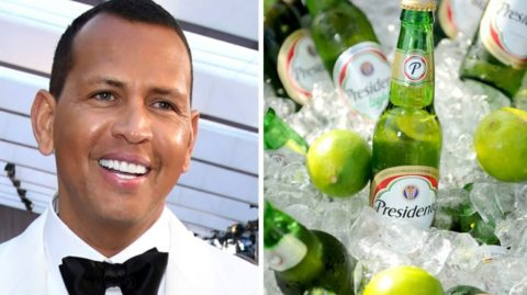 Alex Rodriguez joins Presidente as Chairman and Co-Owner