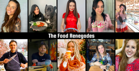 Elite Group of Chefs, Home Cooks and Bakers The Food Renegades Stand in Solidarity of TikTok